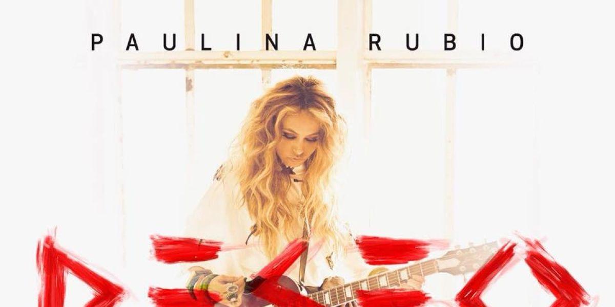 'Deseo', el nuevo disco de Paulina Rubio