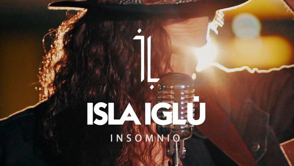 ISLA IGLÚ presentan el vídeo de INSOMNIO