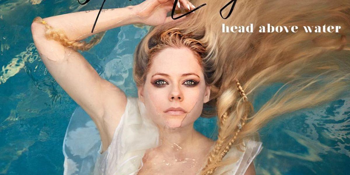 Avril Lavigne publica Head Above Water