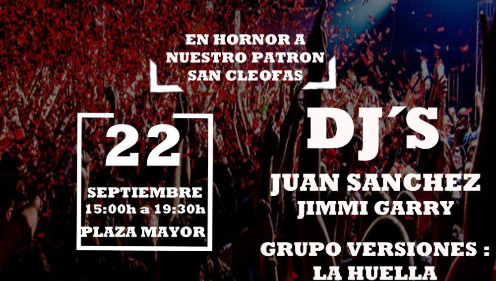 Fiesta Europa FM en Vera, Almería