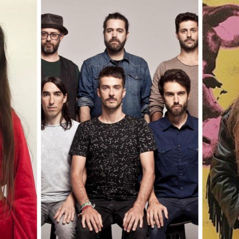 Rosalía, Vetusta Morla y Carlos Sadness, nominados a los Grammy Latino
