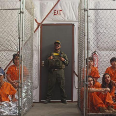 The Black Eyed Peas critica la separación de las familias en 'Big Love'