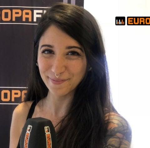 Bely Basarte en Europa FM