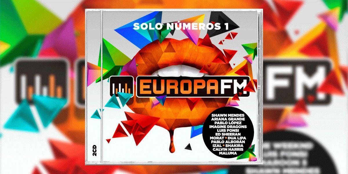 Disco Europa FM 2018