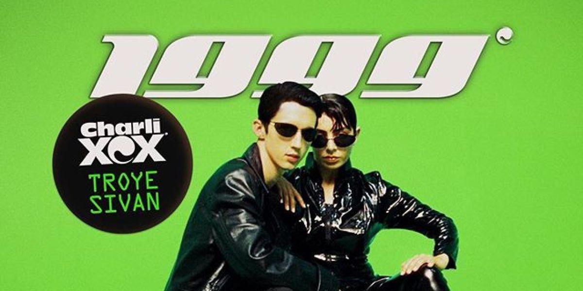 Charli XCX y Troye Sivan presentan '1999'