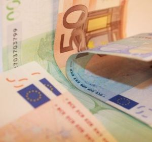 Billetes de 20 y 50 euros