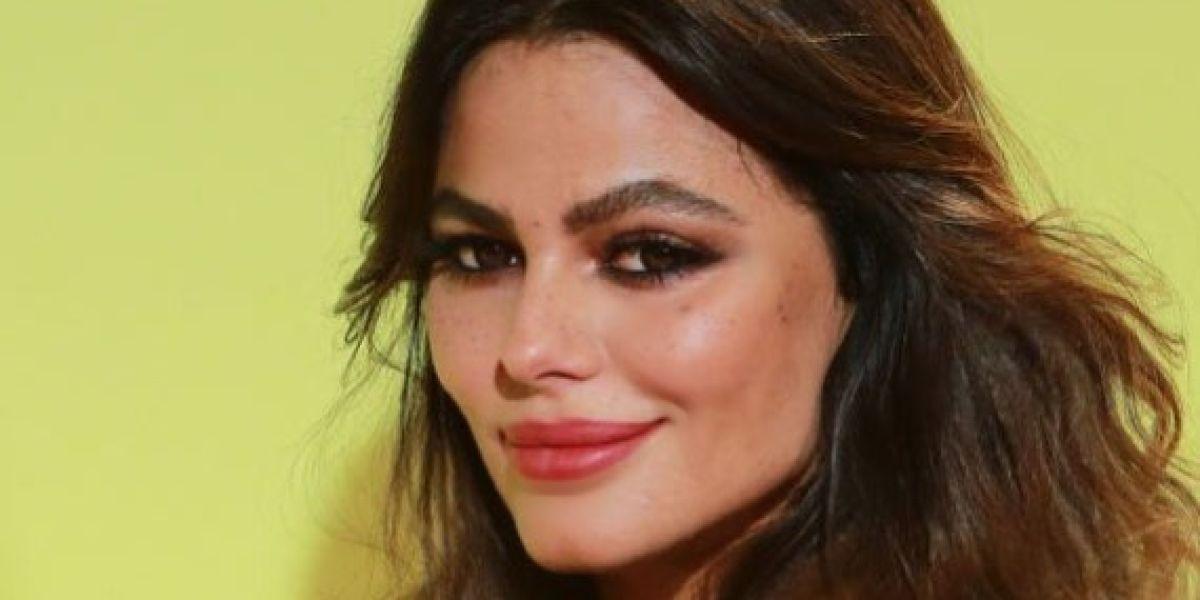 La modelo Marisa Jara