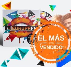 El disco de Europa FM, el recopilatorio más vendido
