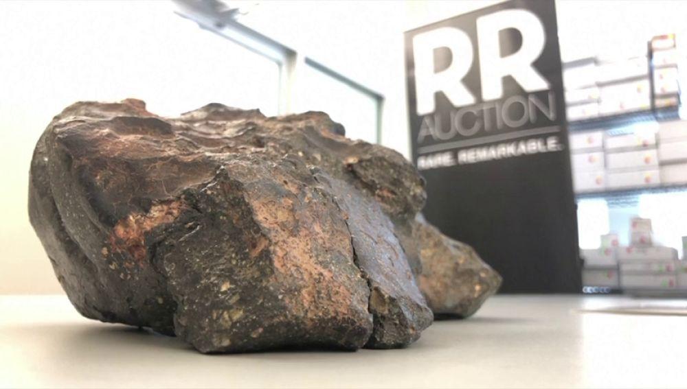 ¿Cuánto cuesta un meteorito?