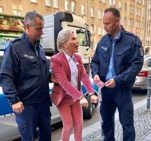 El Ken humano, arrestado en Berlín