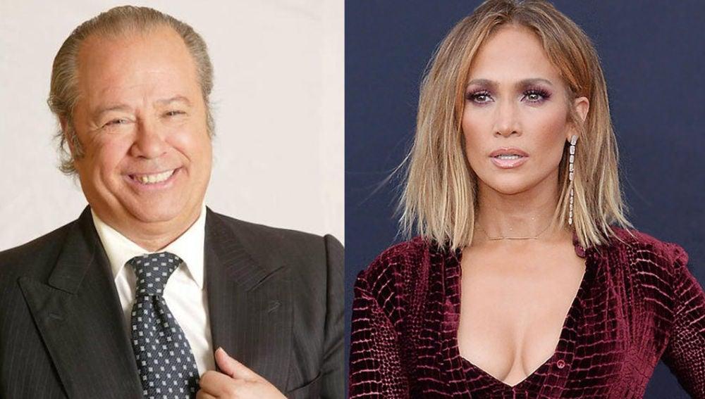 Arévalo le escribe por Twitter a Jennifer Lopez