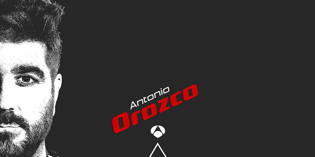 Antonio Orozco, confirmado como coach de 'La Voz' en Antena 3