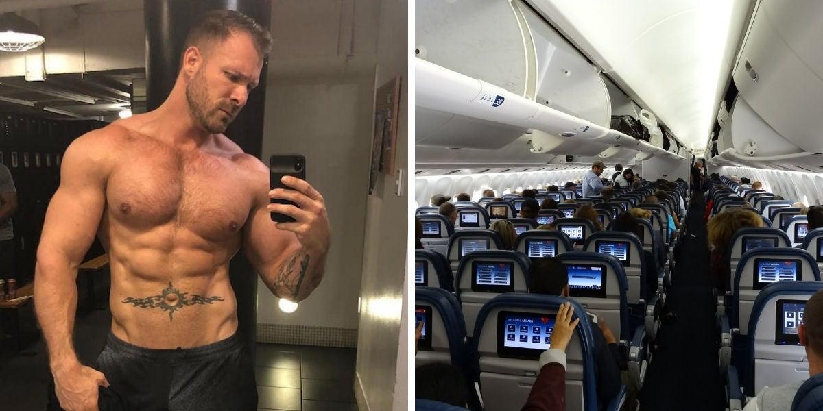 Despedido por tener sexo en el avión de la compañía donde trabajaba
