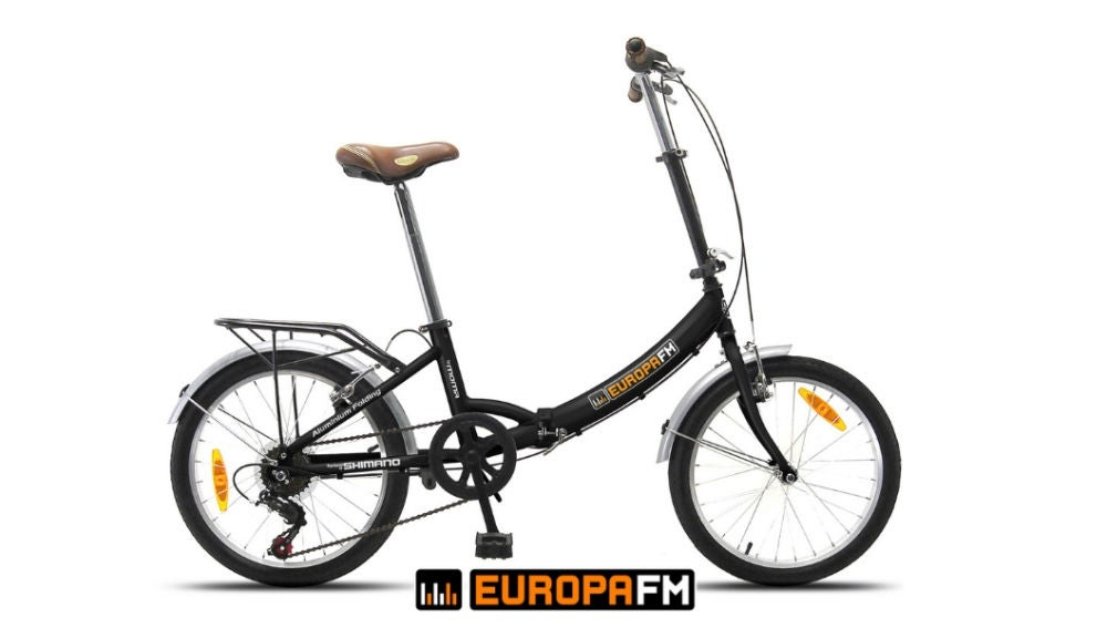 La bicicleta plegable de Europa FM, by MOMA