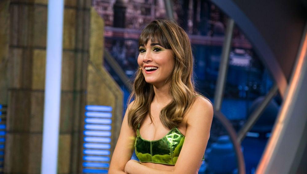 Revive la entrevista completa de Aitana en 'El Hormiguero 3.0'