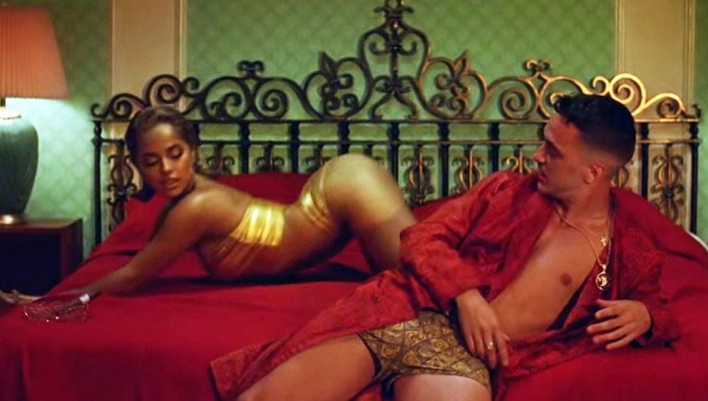 'Booty' es la nueva colaboración de Becky G y C. Tangana