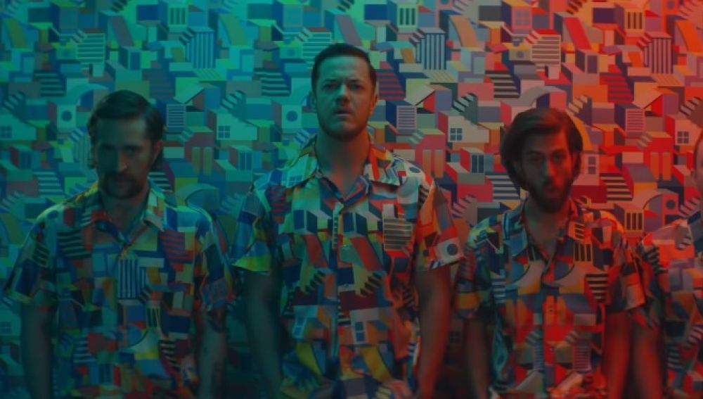 Imagine Dragons en el vídeo de 'Zero'