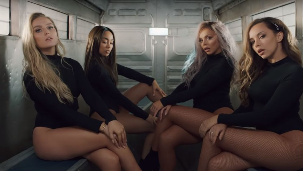 Little Mix presenta el videoclip de 'Woman Like Me'