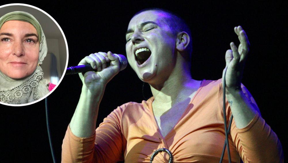 Sinéad O'Connor se convierte al Islam