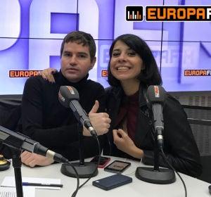 Dorian en Europa FM