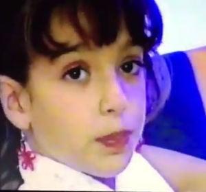 Ana Guerra, de pequeña, participando en 'Menudas Estrellas'