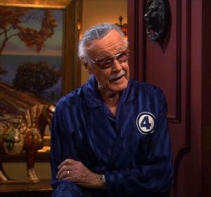 Stan Lee en Big Bang