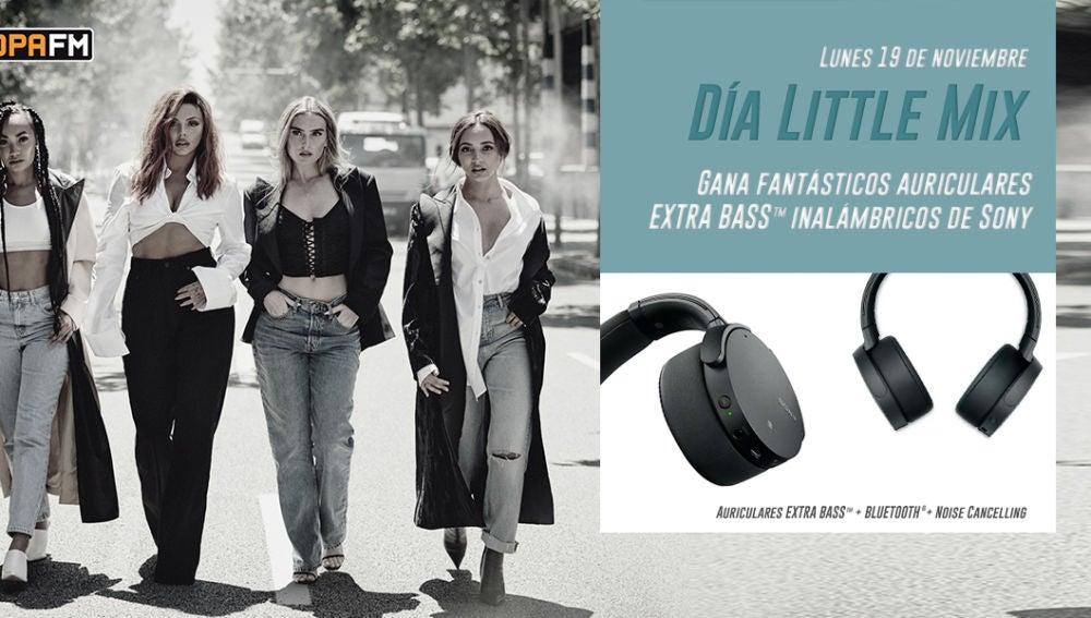 Día Little Mix en Europa FM