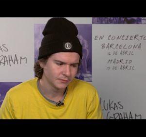 """Vídeo: Lukas Graham: """"Mis canciones a veces suenan oscuro, pero aun así vienen del amor"""""""