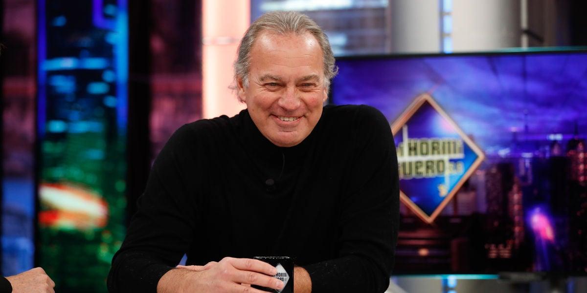 VÍDEO: Bertín Osborne se convierte en invitado del Club Platino de 'El Hormiguero 3.0'