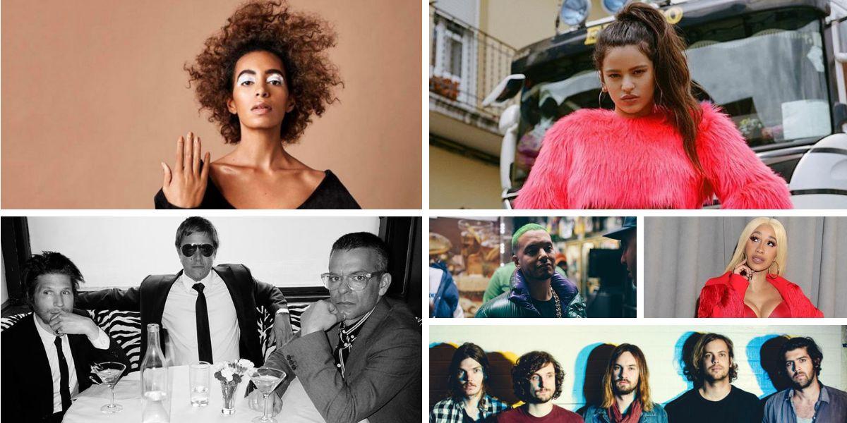 Solange, Rosalía, Interpol, J Balvin, Cardi B y Tame Impala encabezan el Primavera Sound 2019