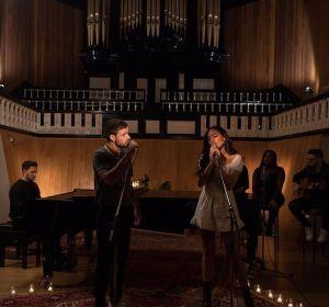 Jonas Blue, Liam Payne y Lennon Stella cantan en acústico 'Polaroid'