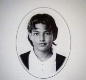 Jon Kortajarena con 13 años