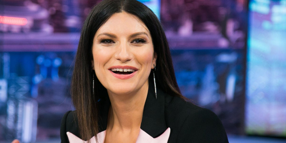 """Laura Pausini, en 'El Hormiguero 3.0': """"Nunca he soñado con ser famosa"""""""