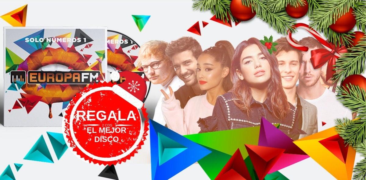 Europa FM El Disco 2018 - Navidad
