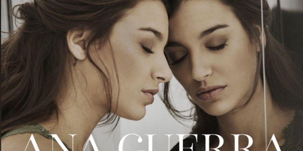 Ana Guerra presenta su bolero 'Olvídame'