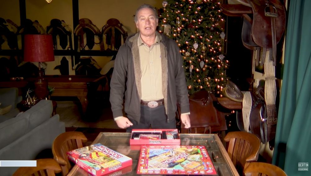 Bertín Osborne te dice cómo acertar con tu regalo de Navidad
