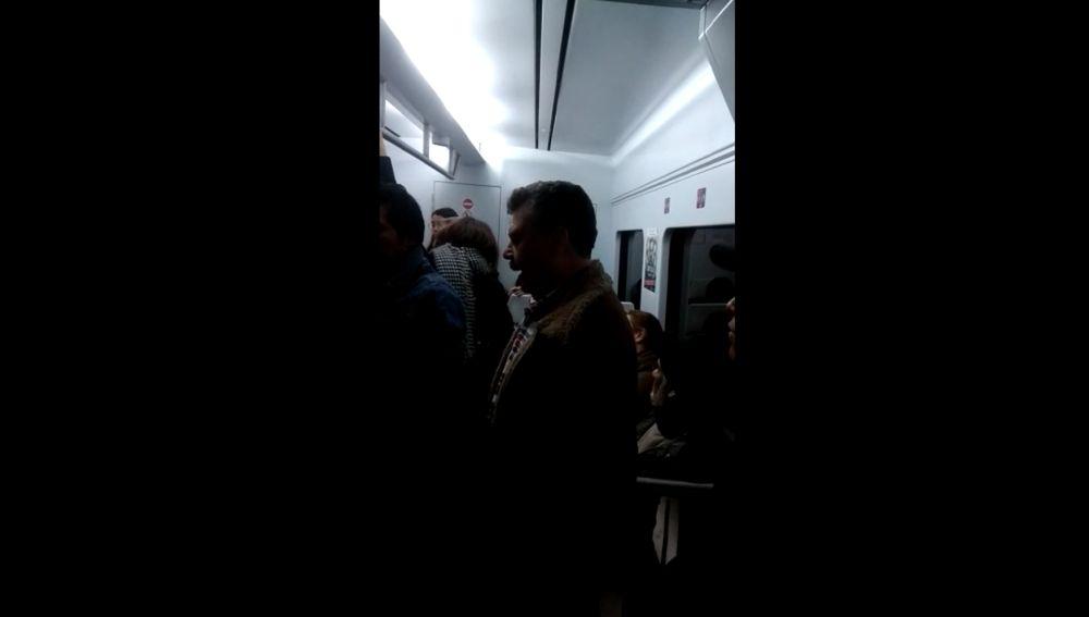 Nuevo episodio racista en el Cercanías de Madrid