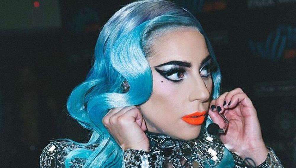 Lady Gaga en el estreno de 'Enigma', su residencia en Las Vegas