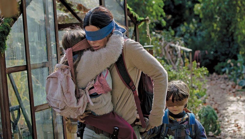 Sandra Bullock protagoniza 'A ciegas'