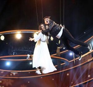 La divertida y caótica imitación de Silvia Abril y José Corbacho como Amaia Romero y Alfred García