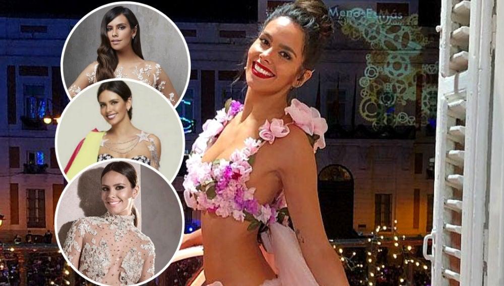 Los vestidos de Cristina Pedroche para las Campanadas