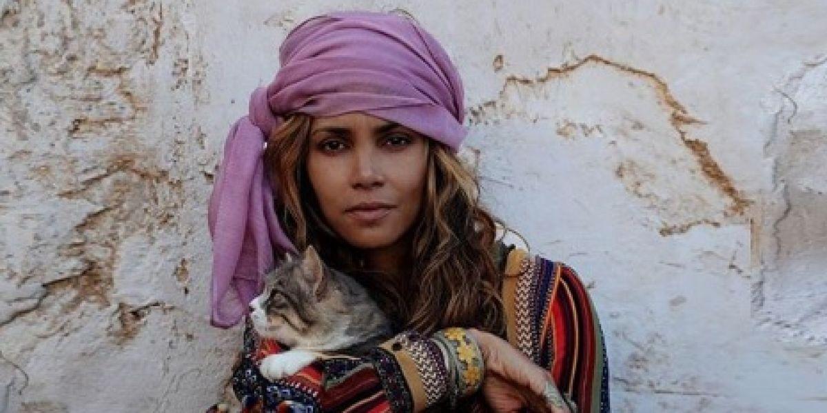 Halle Berry en Marruecos