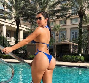 "Joselyn Cano, la ""Kim Kardashian mexicana"""