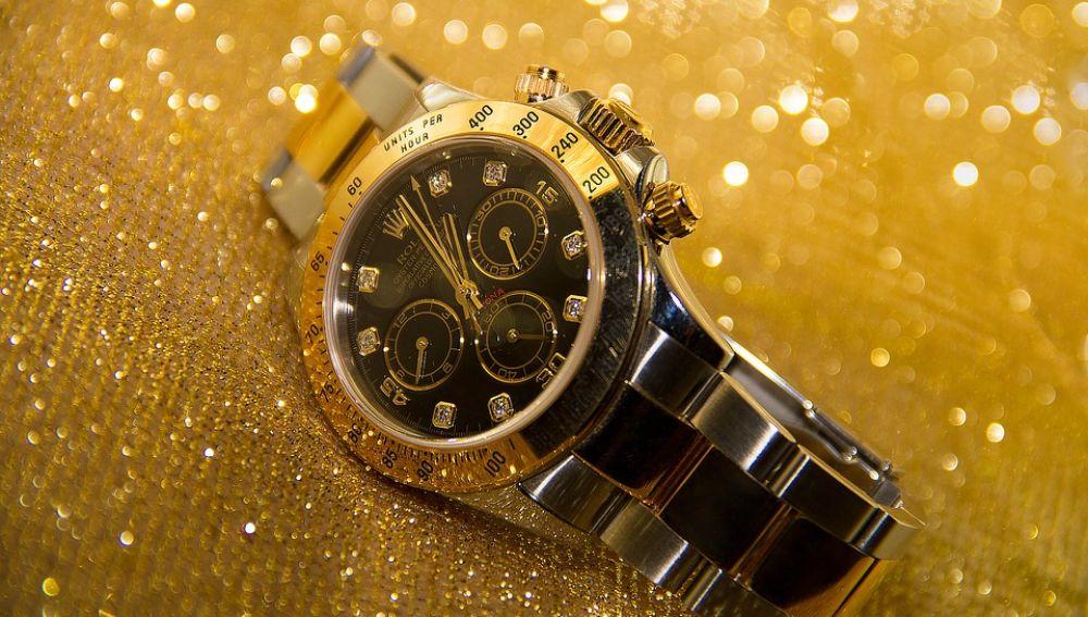 Rolex (Archivo)
