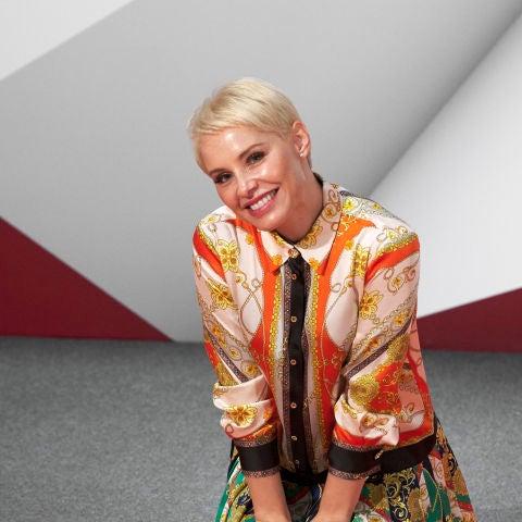 Soraya Arnelas en el FesTVal 2018