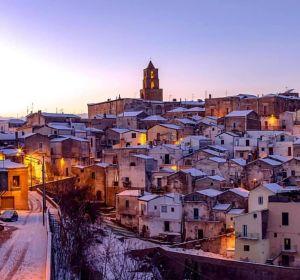 La localidad italiana de Grottole