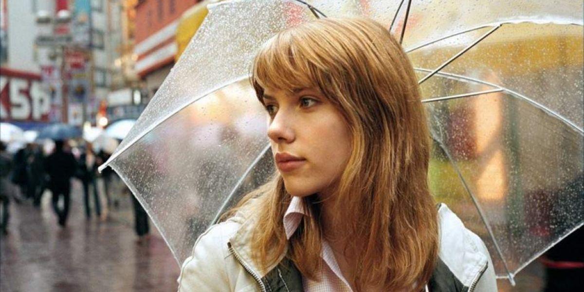 Scarlet Johansson en 'Lost In Translation'