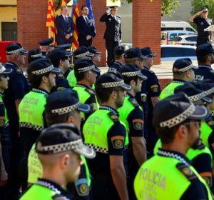 La Policia Local reforça les proves per el control al volant.