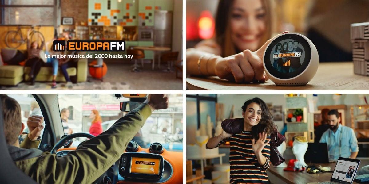 Europa FM: Tú decides cómo, cuándo y dónde escucharnos