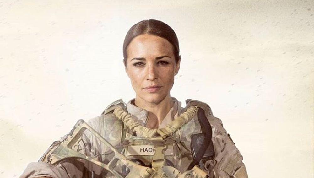 Paula Echevarría protagoniza la serie bélica 'Los Nuestros 2'